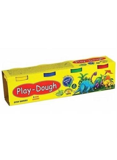 Mashotrend Play Dough Oyun Hamuru - 4 Renk Oyun Hamuru Renkli